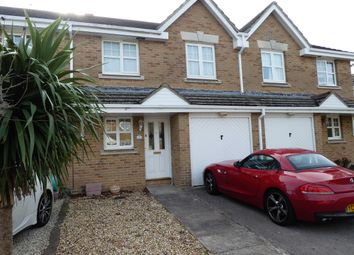 Thumbnail 3 bed terraced house to rent in Douglas Close, Middleton-On-Sea, Bognor Regis