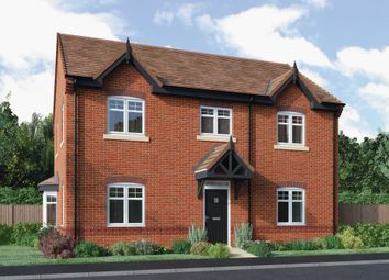 Thumbnail 4 bed detached house for sale in Hackwood Park, Starflower Way, Mickleover, Derbyshire
