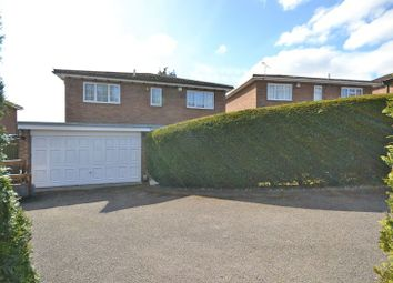Thumbnail 4 bed detached house for sale in Spacious Family House, Glasllwch View, Newport