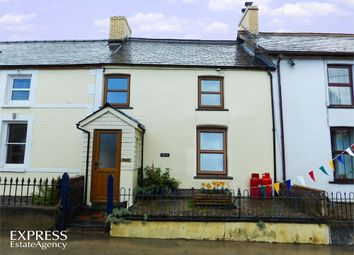 Thumbnail 3 bed terraced house for sale in Pontrhydfendigaid, Ystrad Meurig, Ceredigion