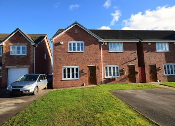 Thumbnail 3 bed semi-detached house for sale in St. Peters Close, Rhosrobin, Wrexham
