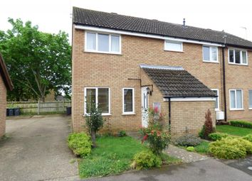 Thumbnail 2 bed end terrace house for sale in Milton Ernest, Beds