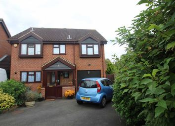 Thumbnail Detached house for sale in Chirk Close, Hayes