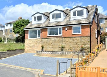 Thumbnail 4 bedroom detached house for sale in Greenfiled Ave, Oakes, Huddersfield