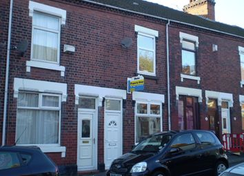 Thumbnail 2 bed terraced house to rent in Homer Street, Hanley