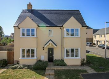 Thumbnail 3 bed detached house for sale in Larkin Close, Bovey Tracey, Newton Abbot