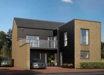 Thumbnail 4 bed detached house for sale in Spring Street, Newhall, Harlow