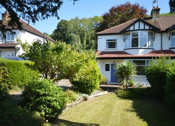 Thumbnail 3 bed semi-detached house for sale in Kingswood Road, Tadworth