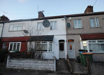 Thumbnail 2 bed terraced house to rent in Stokes Road, London