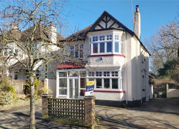 Thumbnail 4 bedroom detached house for sale in Hillview Road, Orpington