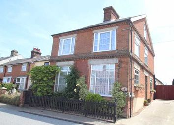 Thumbnail 3 bedroom detached house for sale in The Old Post Office, Main Road, Chelmondiston