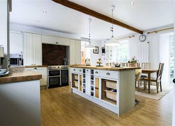 Thumbnail 5 bed detached house for sale in Gisburn Road, Barrowford, Lancashire