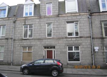 Thumbnail 1 bed flat to rent in 27 Wallfield Place Gfr, Aberdeen, 2Jq
