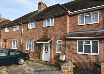 Thumbnail 4 bed terraced house for sale in Cromwell Road, Shaw, Newbury