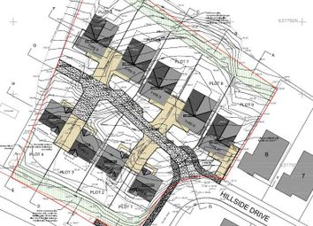 Thumbnail Land for sale in Hillside Drive, Galashiels