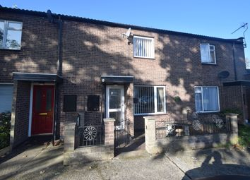 Thumbnail 2 bedroom terraced house for sale in Weavers Close, Hadleigh, Ipswich