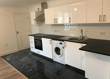 Thumbnail 2 bed flat to rent in Flat 2, 6 Saxton Street, Gillingham