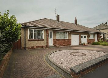 Thumbnail 3 bed semi-detached bungalow for sale in Pendle Road, Great Harwood, Lancashire