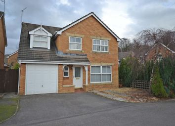 Thumbnail 5 bed detached house for sale in Spacious Family House, Cedar Wood Drive, Newport, No Chain