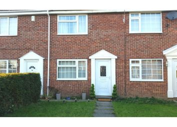 Thumbnail 2 bed town house for sale in Fairfax Croft, York