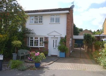 Thumbnail 3 bed semi-detached house for sale in Gloucester Gardens, Bagshot