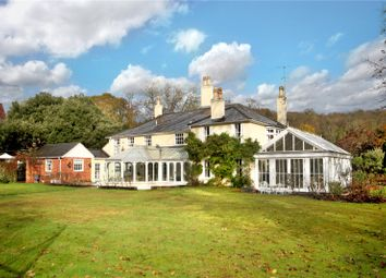 Thumbnail 5 bedroom detached house for sale in Fairmile, Henley-On-Thames, Oxfordshire