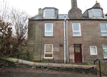 Thumbnail 1 bedroom flat for sale in Station Road, Forfar
