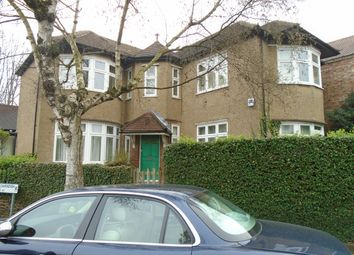 Thumbnail 4 bed semi-detached house to rent in Upper Cavendish Avenue, Finchley
