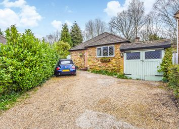 Thumbnail 3 bed detached bungalow for sale in West Hill Close, Brookwood, Woking