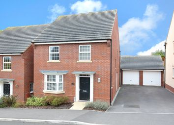 Thumbnail 4 bed detached house for sale in Turntable Place, Westbury