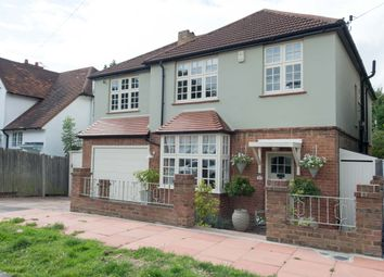 Thumbnail 4 bed detached house for sale in Orchard Road, Sidcup