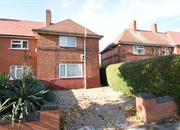 Thumbnail 3 bedroom semi-detached house for sale in Central Avenue, Beeston