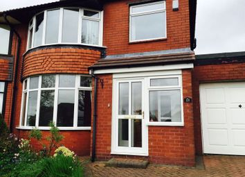 Thumbnail 4 bed property to rent in Broadway, Chadderton, Oldham