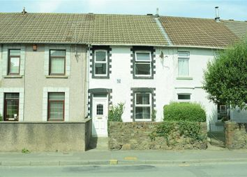 Thumbnail 2 bed terraced house for sale in Tycoch Road, Sketty, Swansea