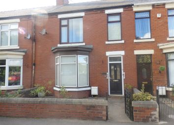 Thumbnail 3 bed terraced house for sale in Durham Road, Spennymoor