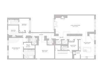 Thumbnail 4 bed property for sale in 24 East 21st Street, New York, New York State, United States Of America