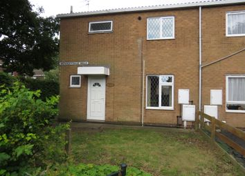 Thumbnail 3 bedroom end terrace house for sale in Wensleydale Walk, Alvaston, Derby