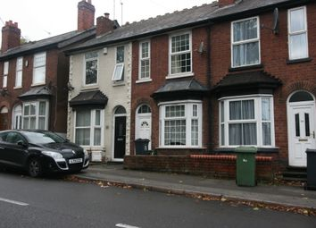 Thumbnail 2 bed terraced house for sale in Rosehill, Willenhall, West Midlands