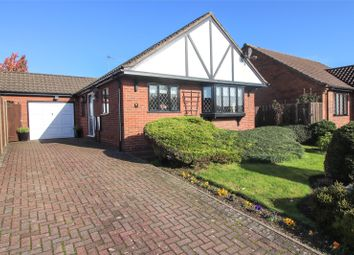 Thumbnail 3 bedroom bungalow for sale in Hawkshead Grove, Lincoln