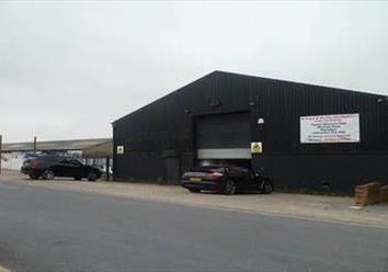 Thumbnail Light industrial for sale in Warehouse Building With Yard, Cocker Avenue, Poulton Industrial Estate, Poulton Le Fylde