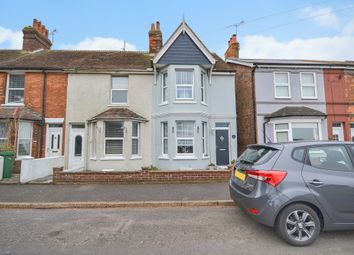 Thumbnail 3 bed end terrace house for sale in Manor Road, Lydd, Romney Marsh, Kent
