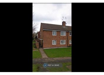 Thumbnail 1 bed flat to rent in Plumbley Hall Road, Mosborough, Sheffield