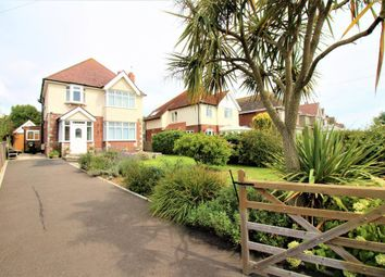 Thumbnail 3 bed detached house for sale in Ulwell Road, Swanage, Dorset