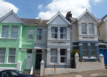 Thumbnail 2 bed terraced house for sale in Winston Avenue, Plymouth