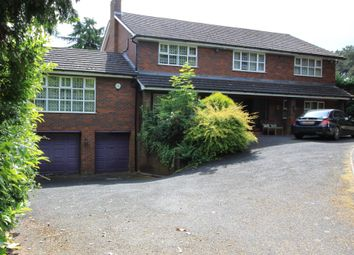 Thumbnail 7 bed detached house to rent in Richmond Hill Road, Edgbaston, Birmingham