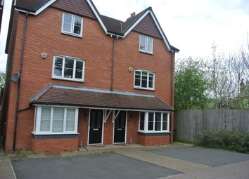 Thumbnail 4 bed semi-detached house to rent in Birmingham Road, Wylde Green, Sutton Coldfield