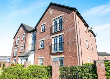 Thumbnail 2 bed flat for sale in Queens Court Regency Walk, Middlewich