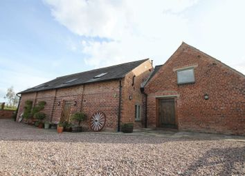 Thumbnail 5 bed barn conversion for sale in Barn Croft, Ledsham Village, Cheshire