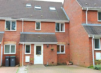 Thumbnail 4 bed terraced house to rent in Brook View, Stansted