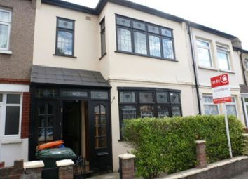 Thumbnail 4 bedroom terraced house for sale in Southchurch Road, London